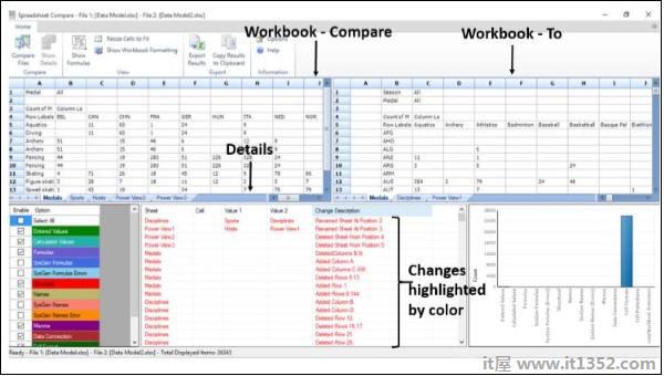Workbook Compare